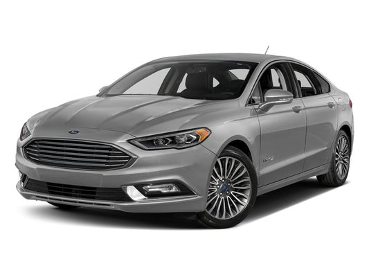 2018 Ford Fusion Hybrid Anium In San Antonio Tx Mccombs West