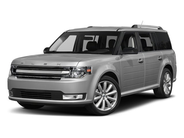 2018 Ford Flex Limited In San Antonio Tx Mccombs West
