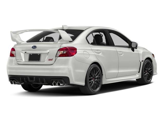 2017 Subaru Wrx Sti Limited In San Antonio Tx Mccombs Ford West