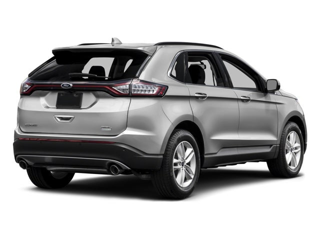 Ford Edge Titanium In San Antonio Tx Mccombs Ford West