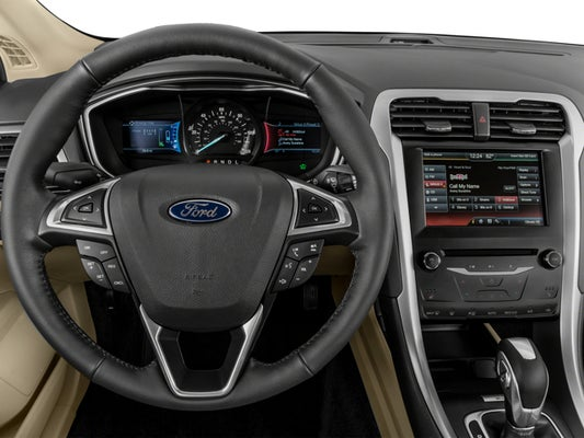 2016 Ford Fusion Energi Se Luxury In San Antonio Tx Mccombs West