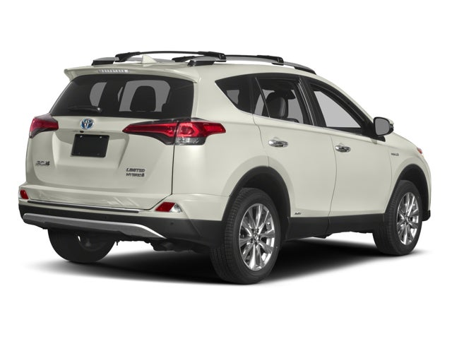 2017 Toyota Rav4 Hybrid Limited Awd In San Antonio Tx Mccombs Ford West