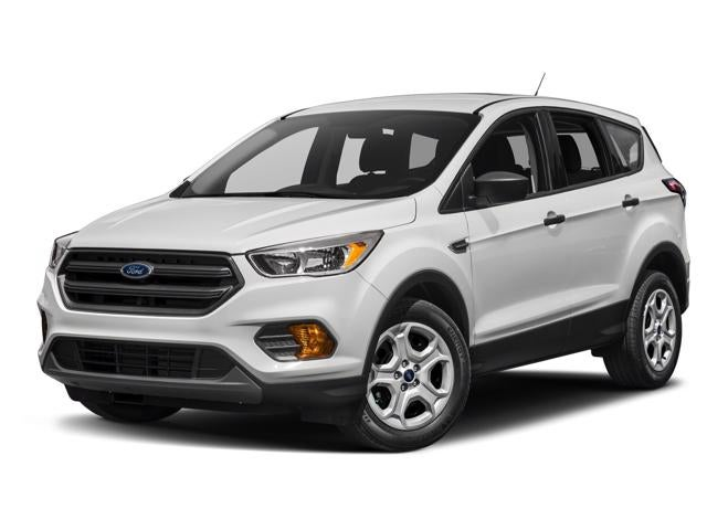 2018 Ford Escape Se In San Antonio Tx Mccombs West