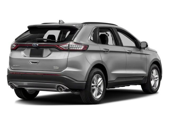 Ford Edge Titanium In San Antonio Tx Mccombs Ford West