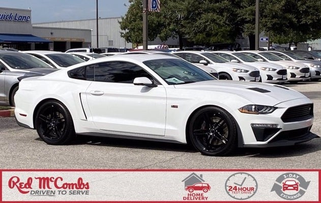 Roush Stage 3 >> 2019 Ford Mustang Roush Stage 3
