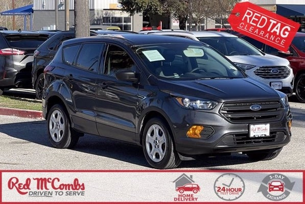 2019 Ford Escape S In San Antonio Tx Mccombs West