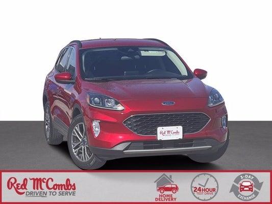 San Antonio Ford >> 2020 Ford Escape Sel