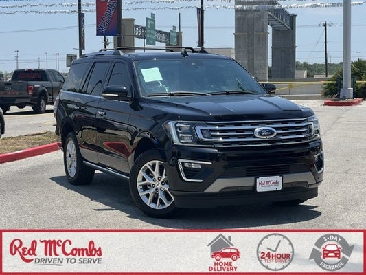 Red Mccombs Ford >> 2020 Ford Expedition Limited Custom in San Antonio, TX ...