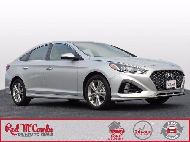 2019 Hyundai Sonata Sel In San Antonio Tx San Antonio Hyundai Sonata Mccombs Ford West