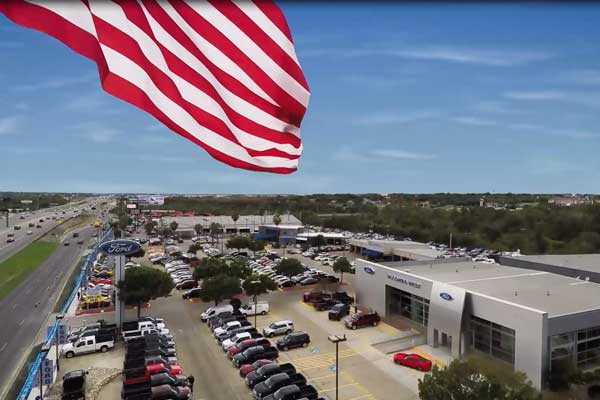 Mccombs Ford West In San Antonio Tx